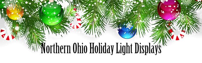Ohio Holiday Light Displays