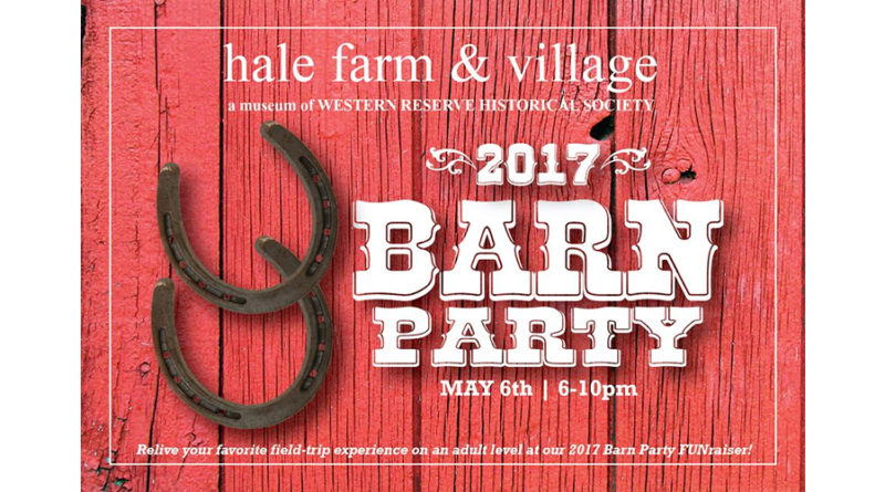 Pull On Your Boots and Become a Kid Again at Our Barn Party 2017!