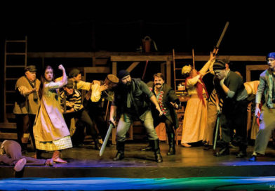 """The Family Friendly """"Peter and the Starcatcher"""" opens at Rabbit Run Theater"""