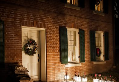 With Lantern in Hand, Experience the Sights, Sounds and Flavors of  Holidays Past at Hale Farm & Village