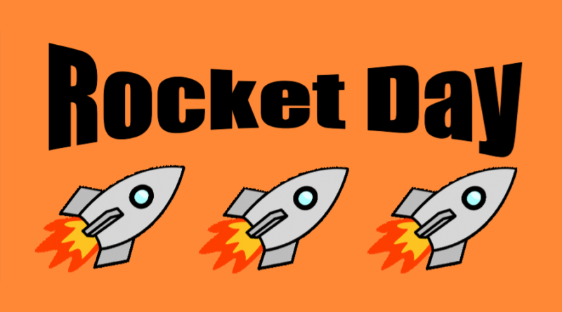 INTERNATIONAL WOMEN'S AIR & SPACE MUSEUM TO HOST  ROCKET DAY