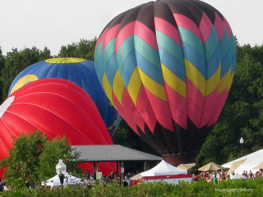 Ohio Hot Air Balloon Festivals and Events.