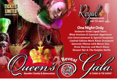 Queen's Reveal Gala & Fundraiser