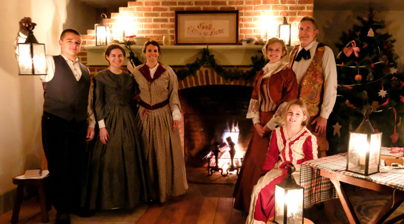 With Lantern in Hand, Experience the Traditions of the Past During Holiday Lantern Tours
