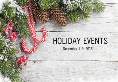 Ohio Holiday Events – December 7-9, 2018