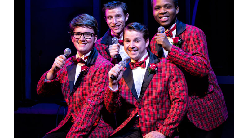 """Rabbit Run Theater opens the summer season with 'Forever Plaid"""""""
