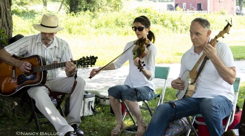 Music in the Valley, Folk & Wine Festival